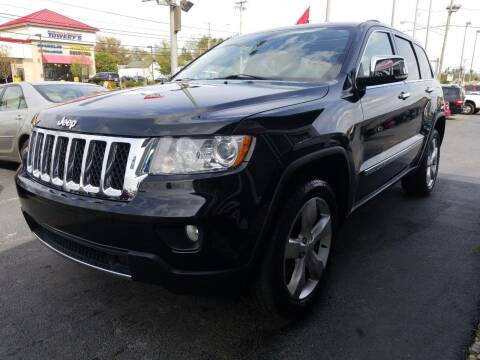 2012 Jeep Grand Cherokee for sale at Martins Auto Sales in Shelbyville KY