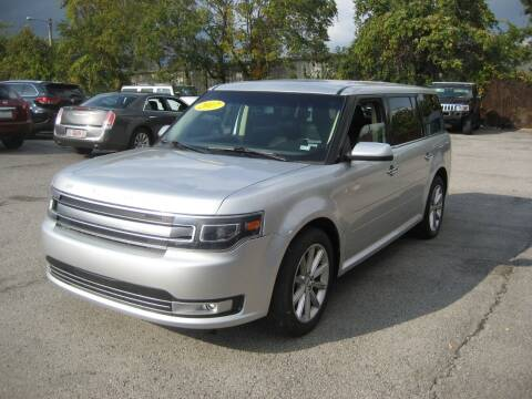 2017 Ford Flex for sale at Import Auto Connection in Nashville TN