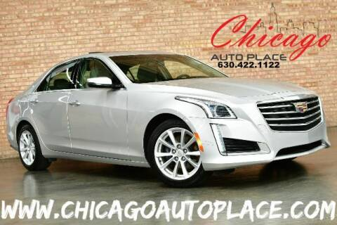 2017 Cadillac CTS for sale at Chicago Auto Place in Bensenville IL