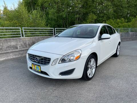 2013 Volvo S60 for sale at Zipstar Auto Sales in Lynnwood WA