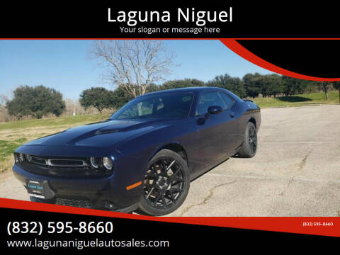 2015 Dodge Challenger for sale at Laguna Niguel in Rosenberg TX