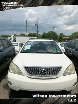 2006 Lexus RX 330 for sale at Wilson Investments LLC in Ewing NJ