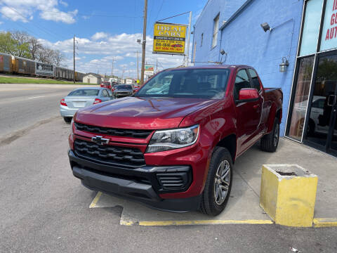 2021 Chevrolet Colorado for sale at Ideal Cars in Hamilton OH