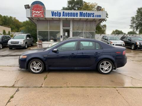 2007 Acura TL for sale at Velp Avenue Motors LLC in Green Bay WI