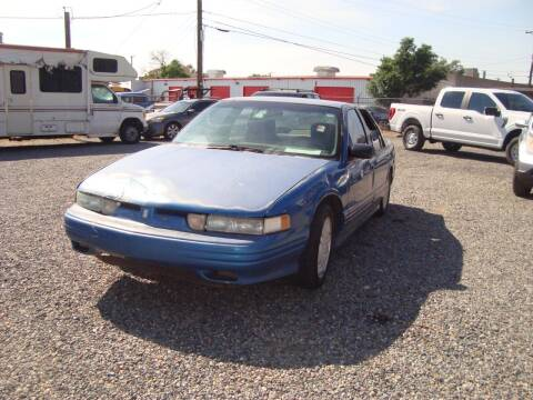 1993 Oldsmobile Cutlass Supreme for sale at One Community Auto LLC in Albuquerque NM
