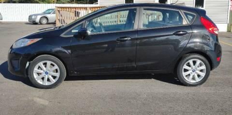 2012 Ford Fiesta for sale at Hilltop Auto in Prescott MI