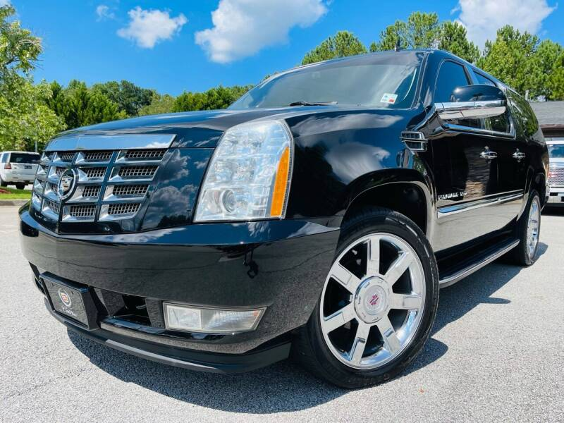 2011 Cadillac Escalade ESV for sale at Classic Luxury Motors in Buford GA