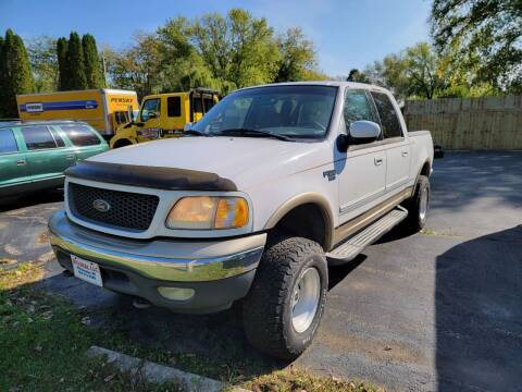 2001 Ford F-150 for sale at Big Deal LLC in Whitewater WI