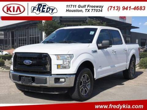 2015 Ford F-150 for sale at FREDYS CARS FOR LESS in Houston TX
