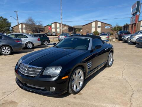 2005 Chrysler Crossfire SRT-6 for sale at Car Gallery in Oklahoma City OK