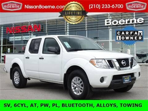 2019 Nissan Frontier for sale at Nissan of Boerne in Boerne TX