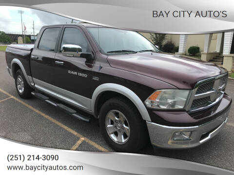 2012 RAM Ram Pickup 1500 for sale at Bay City Auto's in Mobile AL