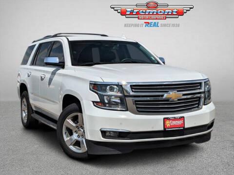 2017 Chevrolet Tahoe for sale at Rocky Mountain Commercial Trucks in Casper WY