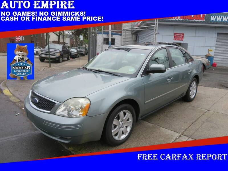 2006 Ford Five Hundred for sale in Brooklyn, NY