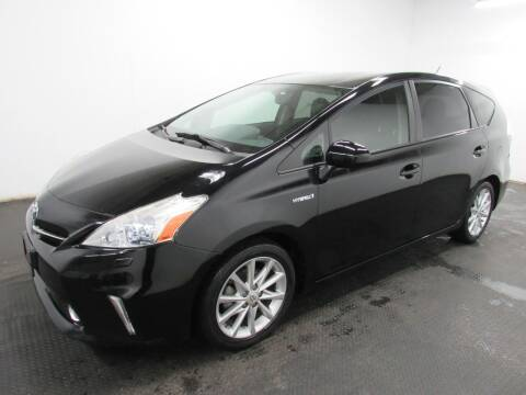 2013 Toyota Prius v for sale at Automotive Connection in Fairfield OH