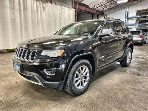 2015 Jeep Grand Cherokee for sale at Waconia Auto Detail in Waconia MN