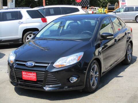 2014 Ford Focus for sale at Bill Leggett Automotive, Inc. in Columbus OH