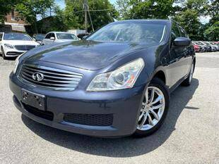 2009 Infiniti G37 Sedan for sale at Rockland Automall - Rockland Motors in West Nyack NY