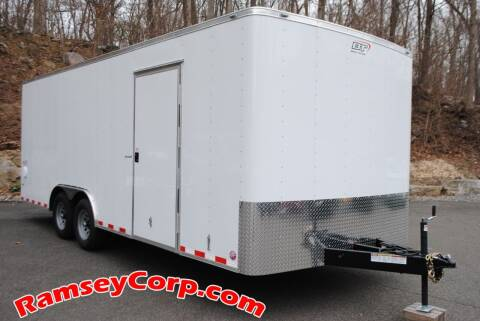 2021 Bravo Trailers for sale at Ramsey Corp. in West Milford NJ