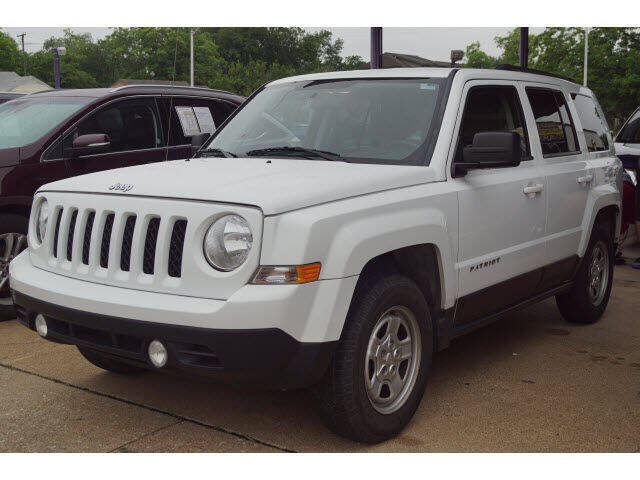 2014 Jeep Patriot for sale at Watson Auto Group in Fort Worth TX