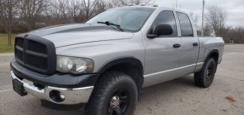 2004 Dodge Ram Pickup 1500 for sale at Superior Auto Sales in Miamisburg OH