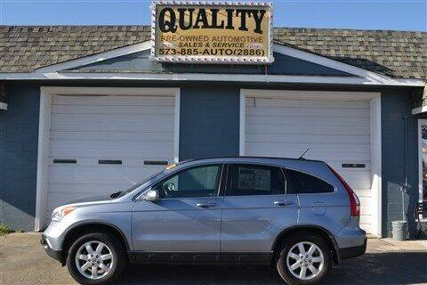 2008 Honda CR-V for sale at Quality Pre-Owned Automotive in Cuba MO