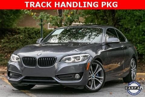 2018 BMW 2 Series for sale at Gravity Autos Atlanta in Atlanta GA