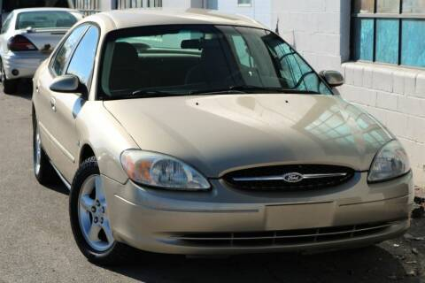 2000 Ford Taurus for sale at JT AUTO in Parma OH
