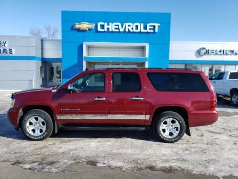 2007 Chevrolet Suburban for sale at Finley Motors in Finley ND