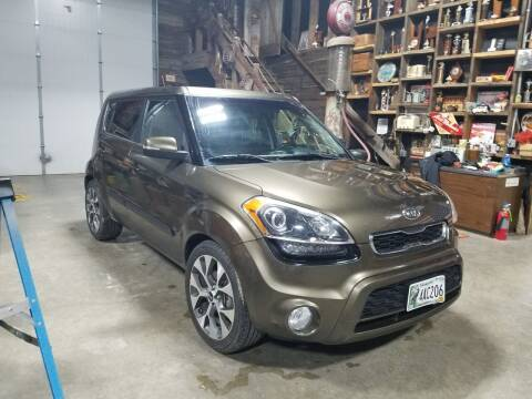 2012 Kia Soul for sale at Pro Auto Sales and Service in Ortonville MN