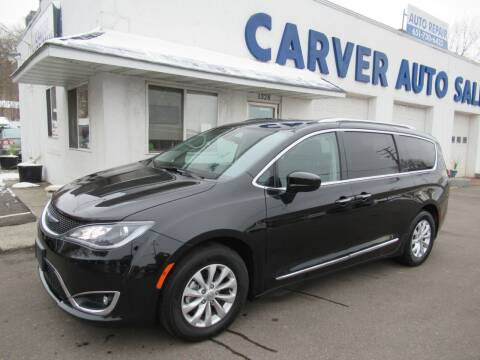 2019 Chrysler Pacifica for sale at Carver Auto Sales in Saint Paul MN