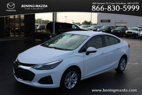 2019 Chevrolet Cruze for sale at Bening Mazda in Cape Girardeau MO