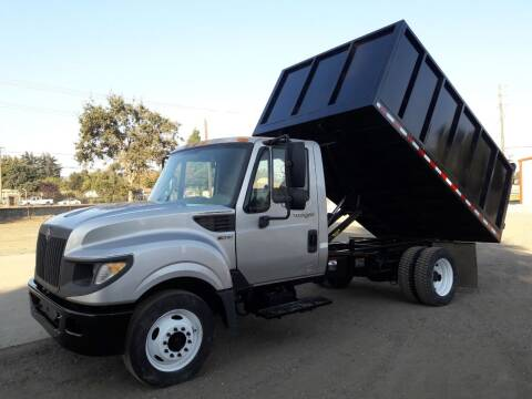 2013 International TerraStar for sale at DOABA Motors in San Jose CA