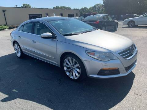 2009 Volkswagen CC for sale at EMH Imports LLC in Monroe NC