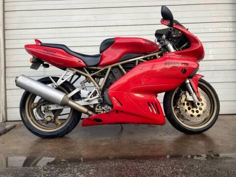 1999 Ducati 750