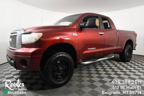 2010 Toyota Tundra for sale at Danhof Motors in Manhattan MT