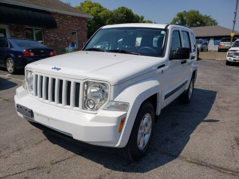 2012 Jeep Liberty for sale at Auto Choice in Belton MO