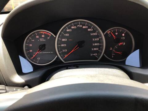 2005 Pontiac Grand Prix for sale at 4 B CAR CORNER in Anadarko OK