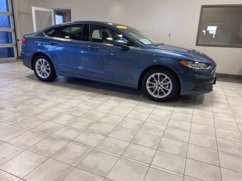 2019 Ford Fusion for sale at Harr's Redfield Ford in Redfield SD
