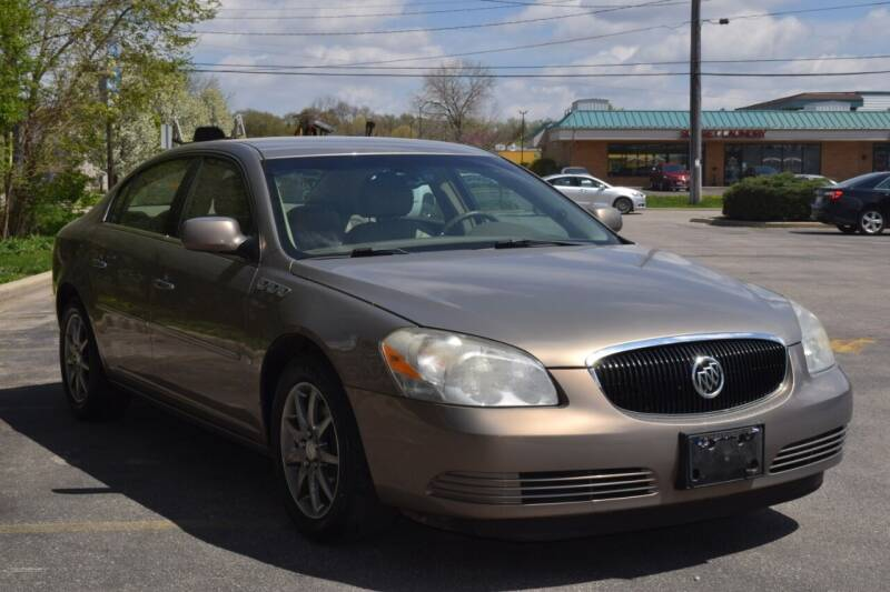 2006 Buick Lucerne for sale at NEW 2 YOU AUTO SALES LLC in Waukesha WI