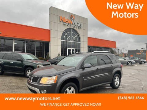 2007 Pontiac Torrent for sale at New Way Motors in Ferndale MI