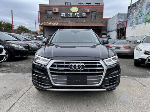 2018 Audi Q5 for sale at TJ AUTO in Brooklyn NY