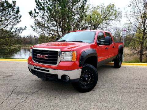 2008 GMC Sierra 2500HD for sale at Excalibur Auto Sales in Palatine IL