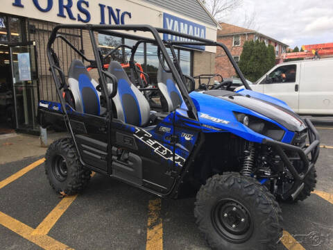 2021 Kawasaki TERYX 4 800 for sale at ROUTE 3A MOTORS INC in North Chelmsford MA