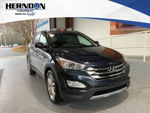 2014 Hyundai Santa Fe Sport for sale at Herndon Chevrolet in Lexington SC