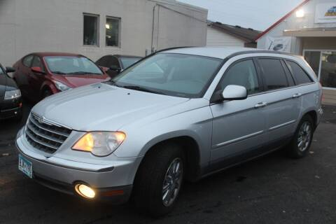 2007 Chrysler Pacifica for sale at Rochester Auto Mall in Rochester MN