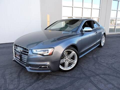 2014 Audi S5 for sale at PK MOTORS GROUP in Las Vegas NV
