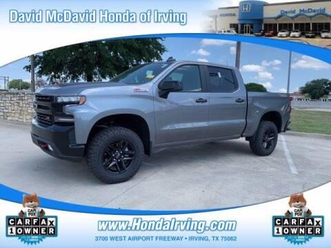 2021 Chevrolet Silverado 1500 for sale at DAVID McDAVID HONDA OF IRVING in Irving TX