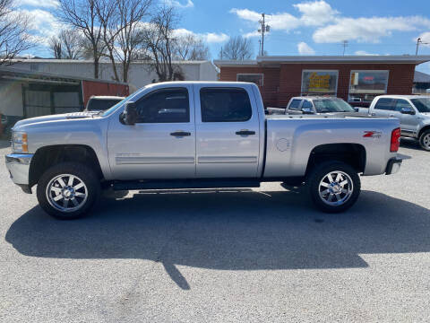 2012 Chevrolet Silverado 2500HD for sale at Lewis Used Cars in Elizabethton TN
