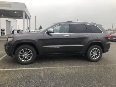 2015 Jeep Grand Cherokee for sale at Karmart in Burlington WA